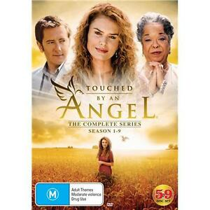 Touched By An Angel Series Complete Seasons 1-9 DVD 59 Discs Box set Region 4