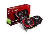MSI NVIDIA GeForce GTX 1050 Ti (4 GB)