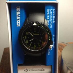 """Columbia  """"Urbaneer"""" Watch-New in box-NEW PRICE!"""
