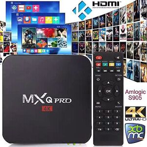 ANDROID TV BOX KODI 16.1 LOADED ANDROID BOXES