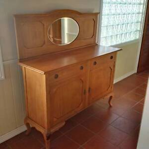 Restored Maple Sideboard Shorncliffe Brisbane North East Preview