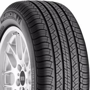 905 673 282@Zracing 235 55 R19 Michelin Latitude Tour HP 235/55R19 101V (4 New Tires $1085 Taxes in)Installed Balanced