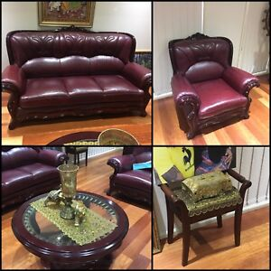 Sofa set Stanhope Gardens Blacktown Area Preview