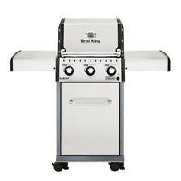 Broil King 'Baron 320 S' Family-Size Propane Grill      Watch
