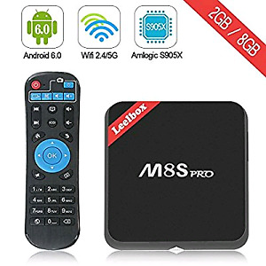 64 bit octocore M8S pro Android tv box