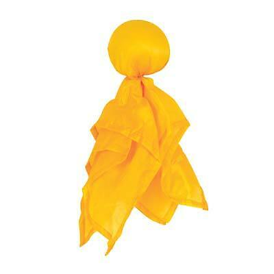 """Yellow Penalty Flag - 9"""""""