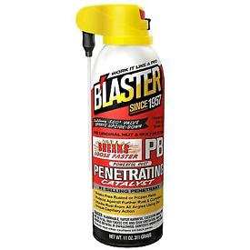 PB Blaster pro straw