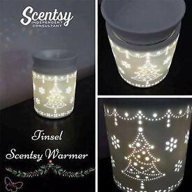 Scentsy Tinsel Warmer
