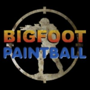 Bigfoot Paintball Voucher for 12 adults