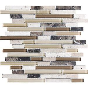 WOW PRICED  -  16,000 Sq Ft of Backsplash Mosaic Tile