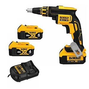 Dewalt Drywall Screwgun DCF620B