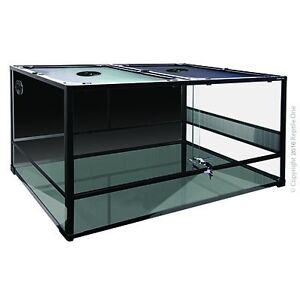 Reptile One Glass Sliding Door Terrarium Burleigh Heads Gold Coast South Preview