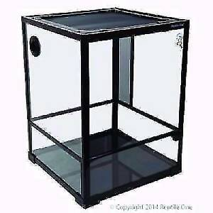 Reptile One RTF-300HT Terrarium Glass (Hinged Doors) Bentley Canning Area Preview