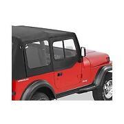 Jeep Wrangler Upper Door Sliders