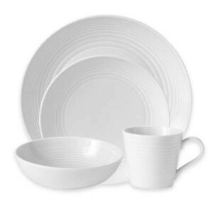 Gordon Ramsay by Royal Doulton® Maze 4-Piece Place Setting