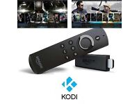Amazon Fire stick fully loaded with Kodi, Mobdro,,Showbox and more. Watch Sky and BT sports free
