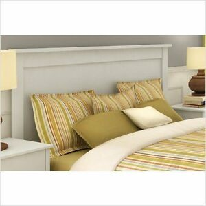 white headboard for queen size bed frame modern wood