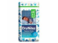 Huggies DryNites Pyjama Pants for Boys - Age 4-7, 10 x 3 Packs (30 Pants), £12