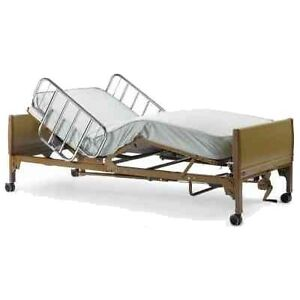Invocare fully electric hospital bed.