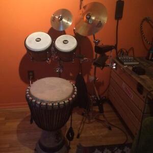 Kit de percussion