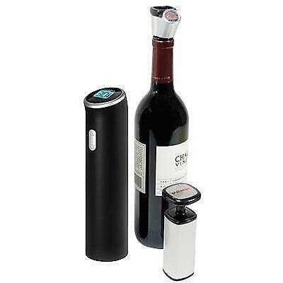rabbit electric wine opener ebay. Black Bedroom Furniture Sets. Home Design Ideas