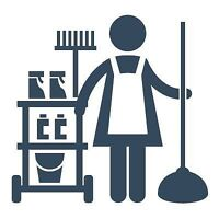 Cleaning company needs cleaning ladies