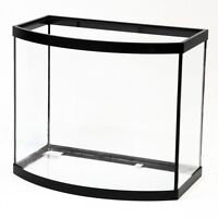 Bow front fish tank 40-50 gallons