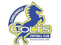 Players Wanted for 2004 Cumbernauld Colts Squad