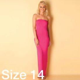 Maxi dress by te amo Bnwt rrp£40