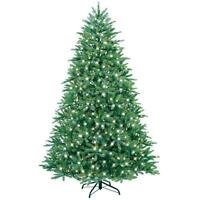7.5 Just Cut  EverGreen Artificial Christmas Tree