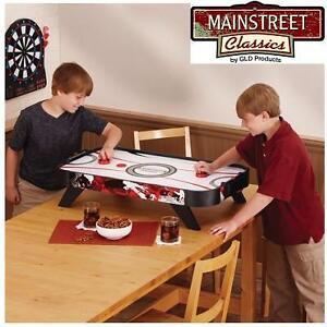 NEW MC 35'' TABLE TOP AIR HOCKEY MAINSTREET CLASSICS 107477892
