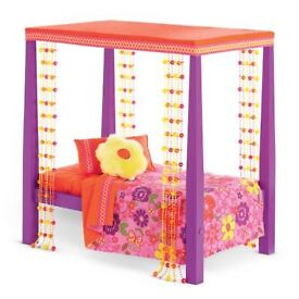 American Girl Julie's Dolls Bed