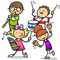 Drop In Music classes for ages birth to 5 years!