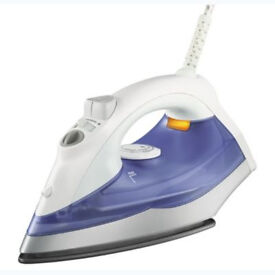 Steam iron 1200W -- never been used