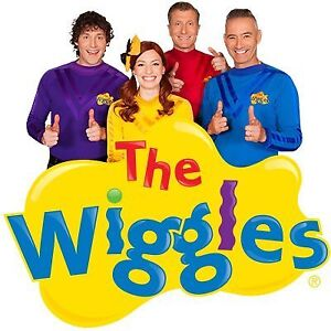 3 Wiggles Tickets available Peterborough Showplace 2pm