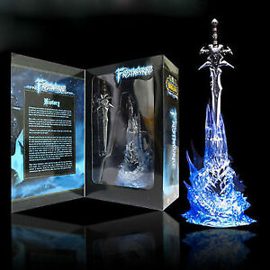 I AM LOOKING FOR FROSTMORE LICH KING SAD SWORD WORLD OF WARCRAFT