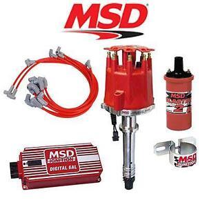 msd ignition msd ignition kit