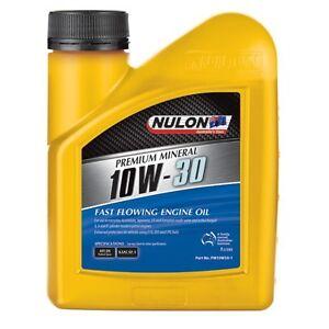 Nulon-Premium-Mineral-Engine-Oil-10W-30-1-Litre-Super-Cheap-Auto