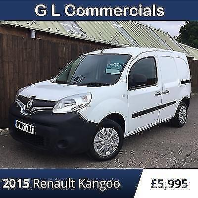 f5ca27e632 Renault Kangoo 1.5dCi Phase II eco2 ML19 dCi 75 Energy  LOW MILES ONLY  9