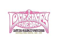 Love Saves The Day - Sunday Ticket (email or collection possible)