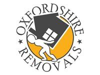 Oxfordshire Removals Man and Van Services