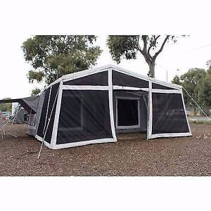 New Canvas Rooms for Camper Trailers from only $250 Armadale Armadale Area Preview