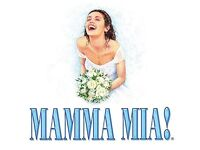 1 Mamma Mia ticket Edinburgh Sat 17 Dec