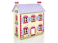 Mary Dolly Rose Dolls House