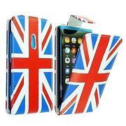 Nokia Lumia 800 Union Jack Case