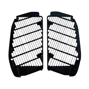 Bulletproof Designs Radiator Guards for KTM