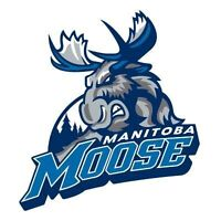 (4) Moose vs Wolves Tickets