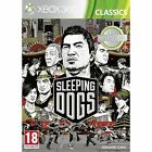 Sleeping Dogs Video Games