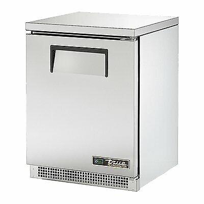 True Tuc-24-hc Reach-in Undercounter Refrigerator