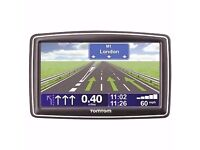 "TomTom XXL Classic Series Sat Nav 5"" LCD Touch Screen with UK/Ireland Maps"